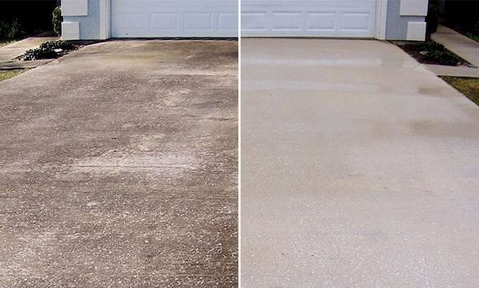 grand rapids driveway cleaning